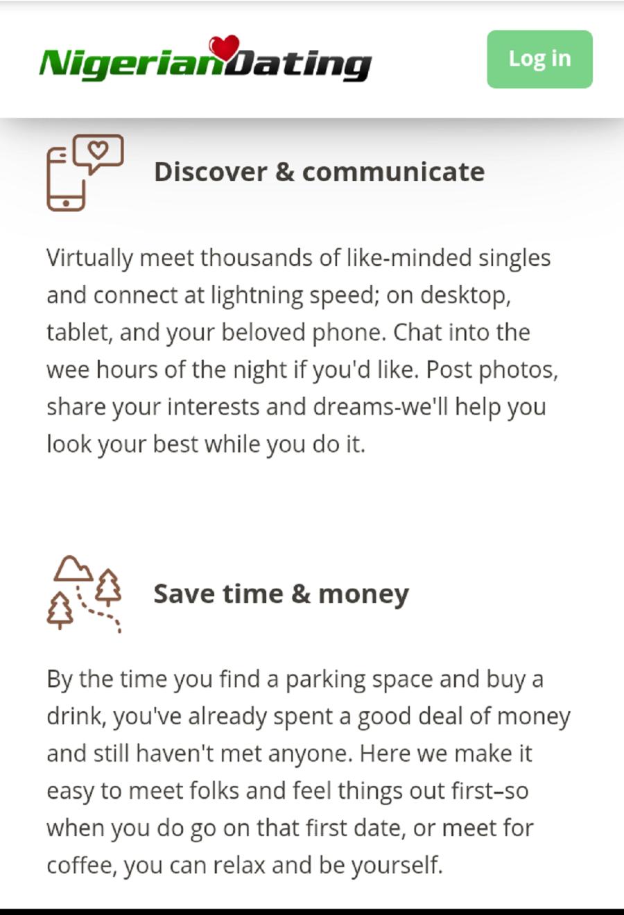 nigerian dating app