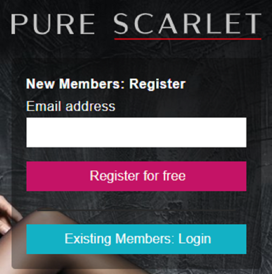 Pure Scarlet Sign Up