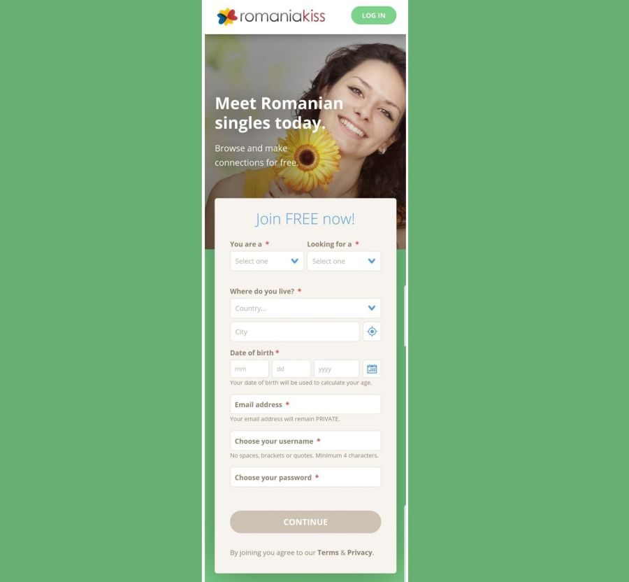 RomaniaKiss App