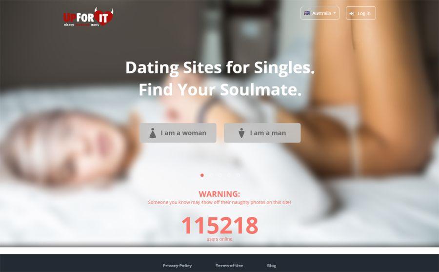 UpForIt Sign-up