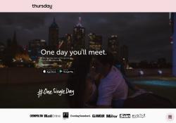 Thursday Dating App