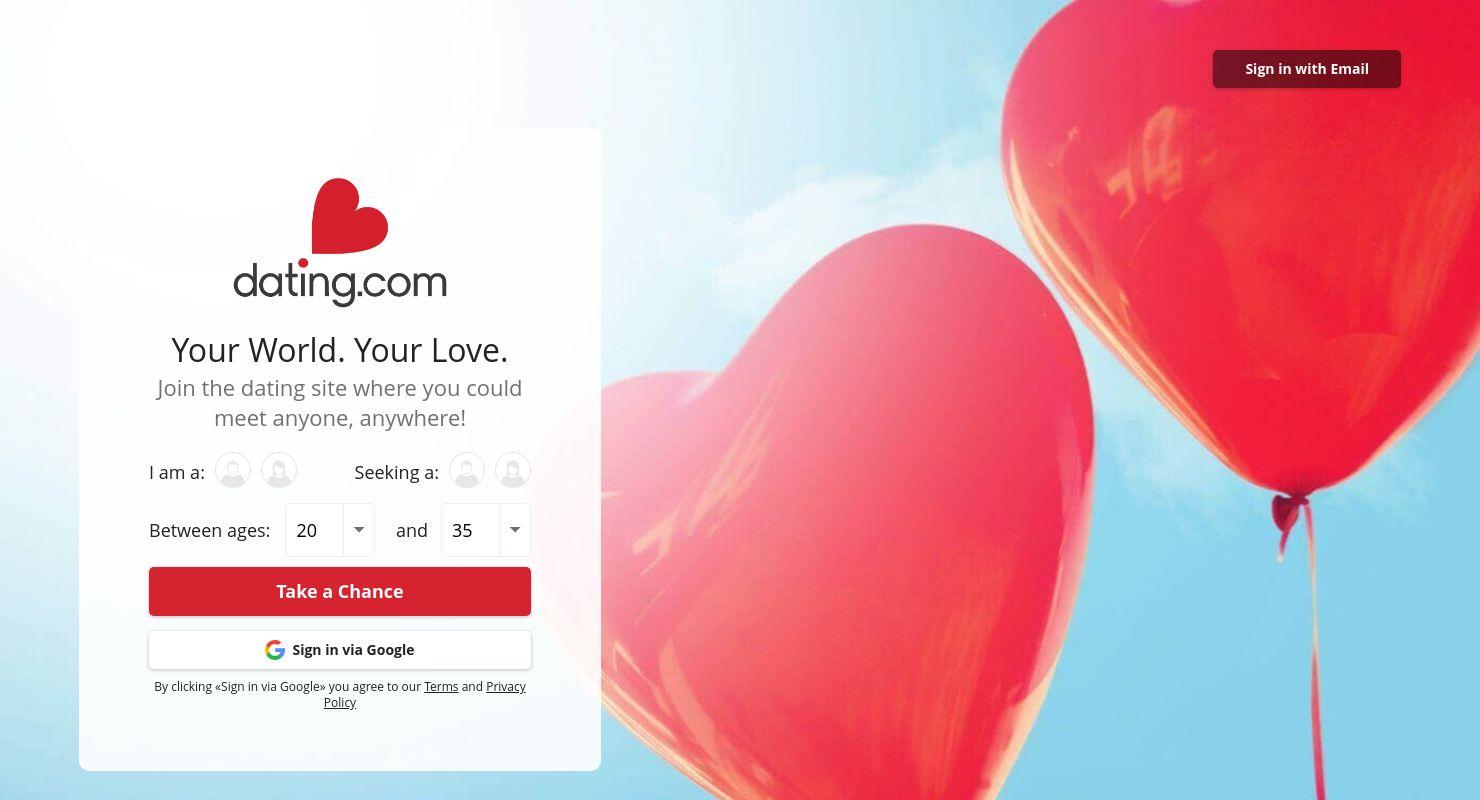 Dating Site Lover. com Recenzii