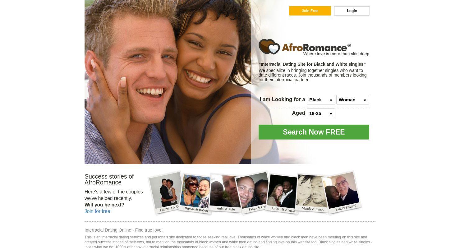 Afroromance interracial dating plenty fish dating uk