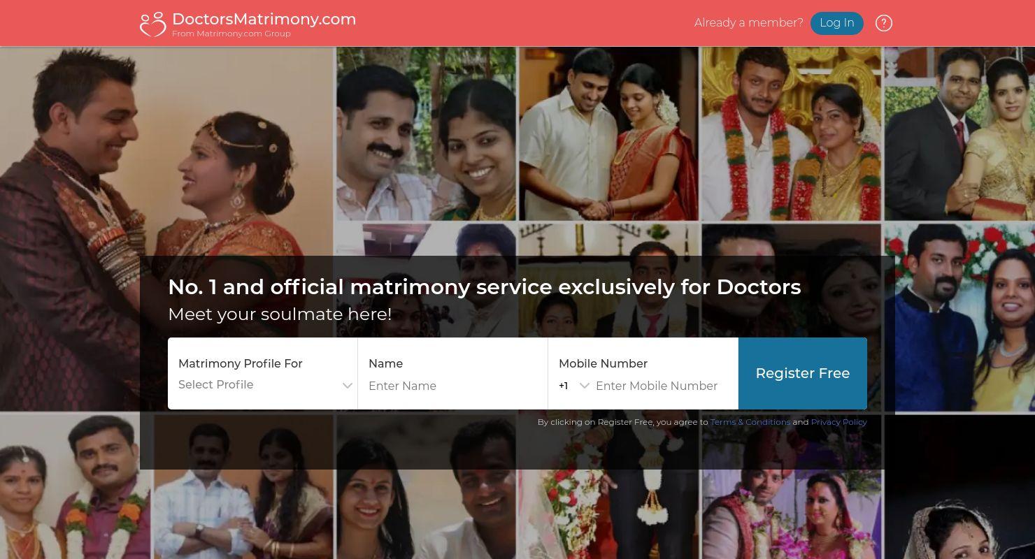 Doctors Matrimony
