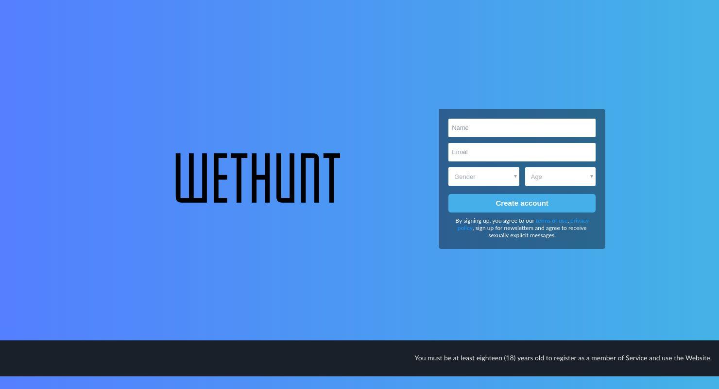 WetHunt