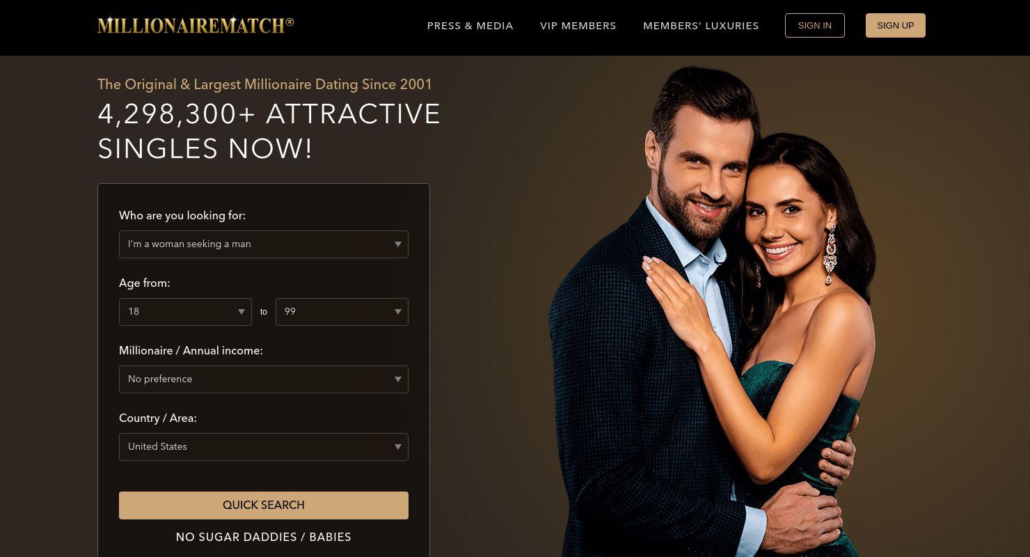 Millionaire mate dating sites speed dating dusseldorf