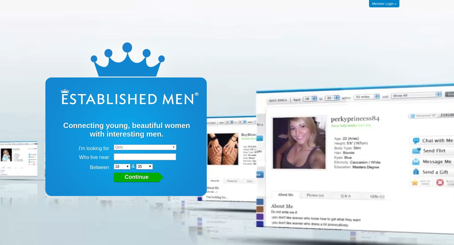 Established Men Review May 2021 - Just Fakes or Real Dates? -  DatingScout.com