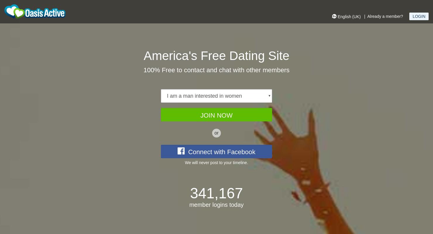 Oasis active Dating app Android rencontres en ligne dans votre 50 s