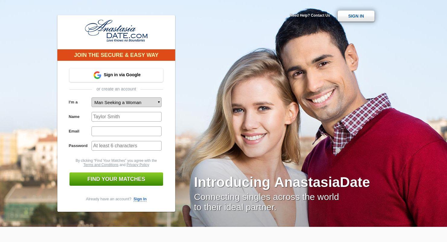 Online dating faser