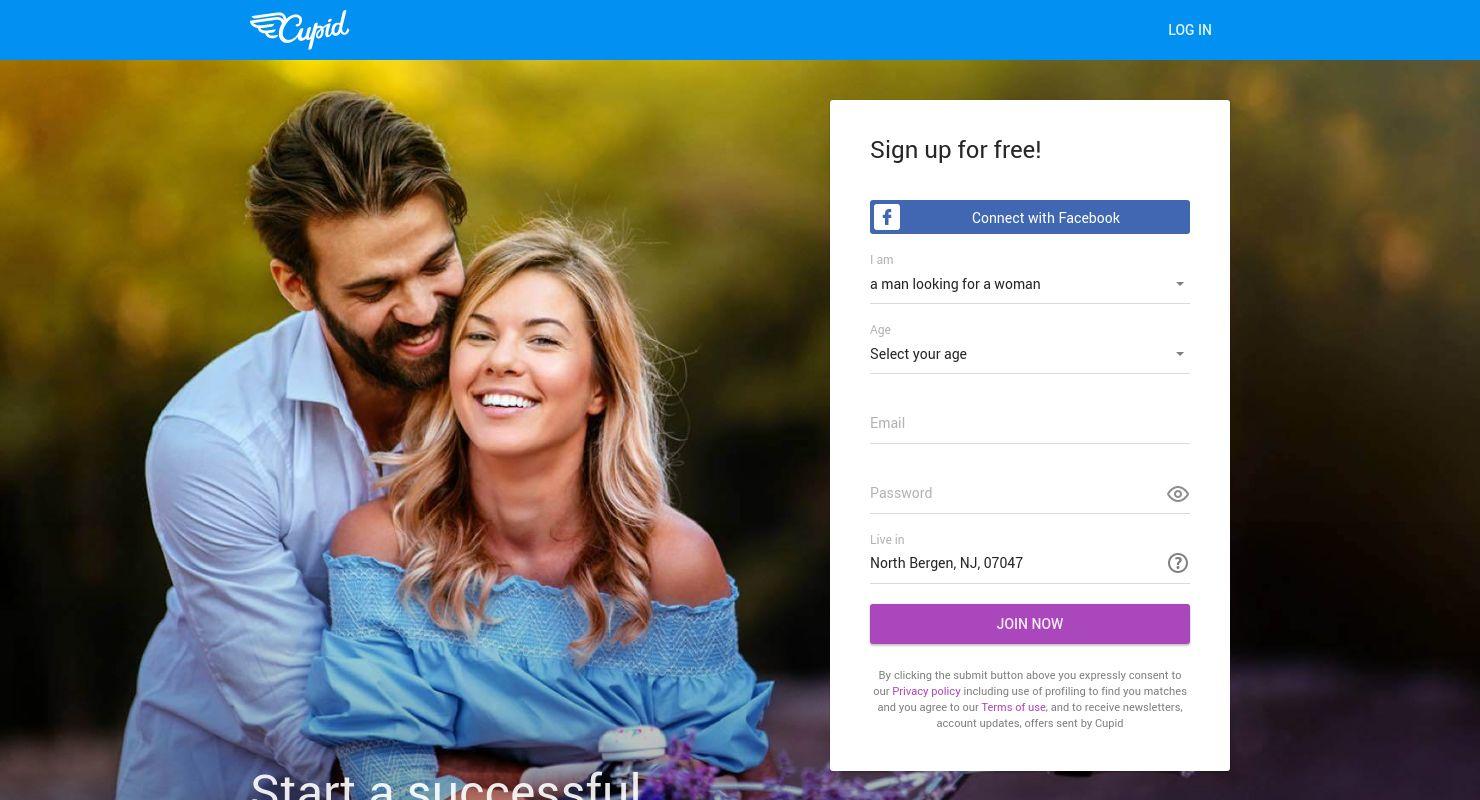 dating websites cupid
