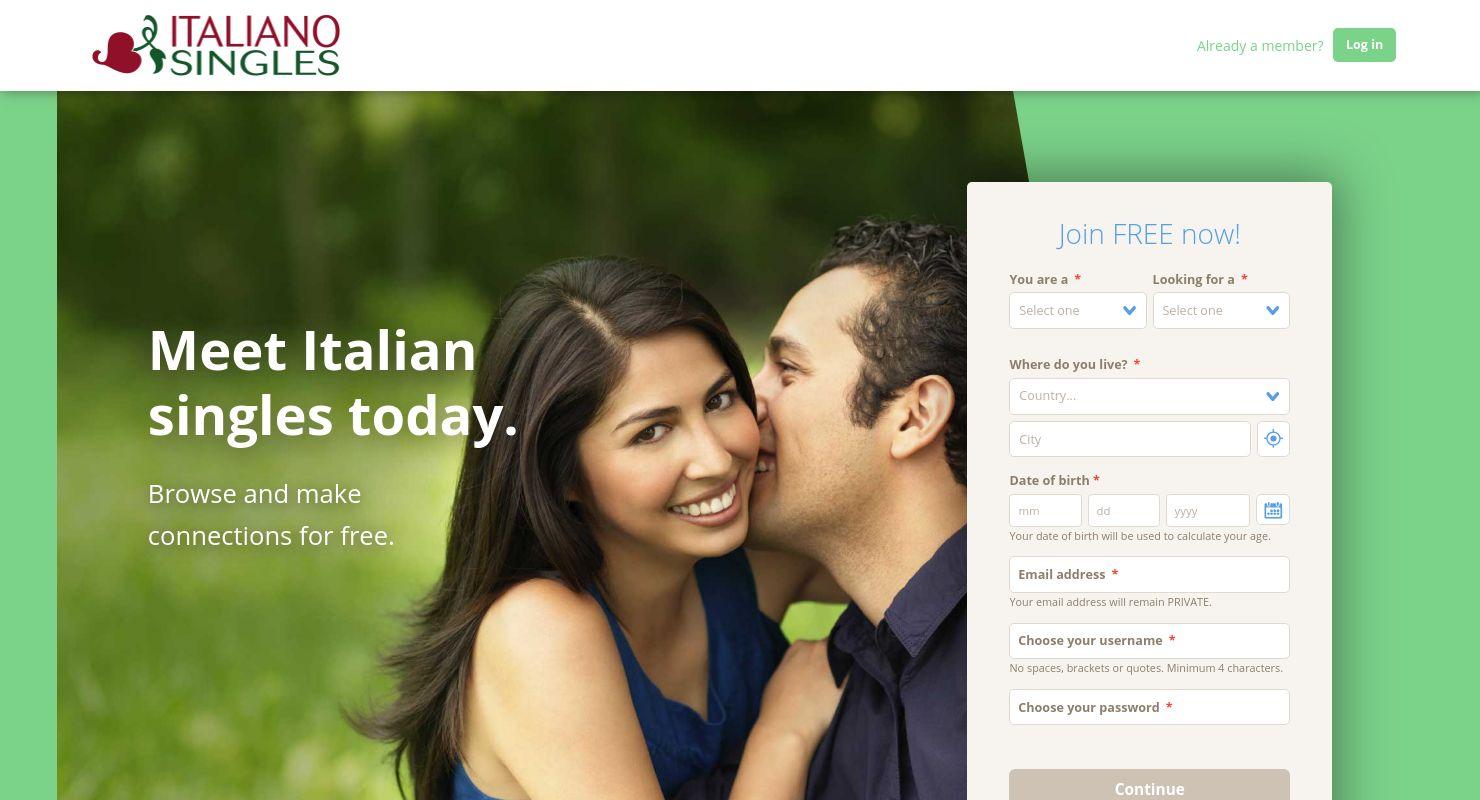 Speed dating italiano dating hungarian