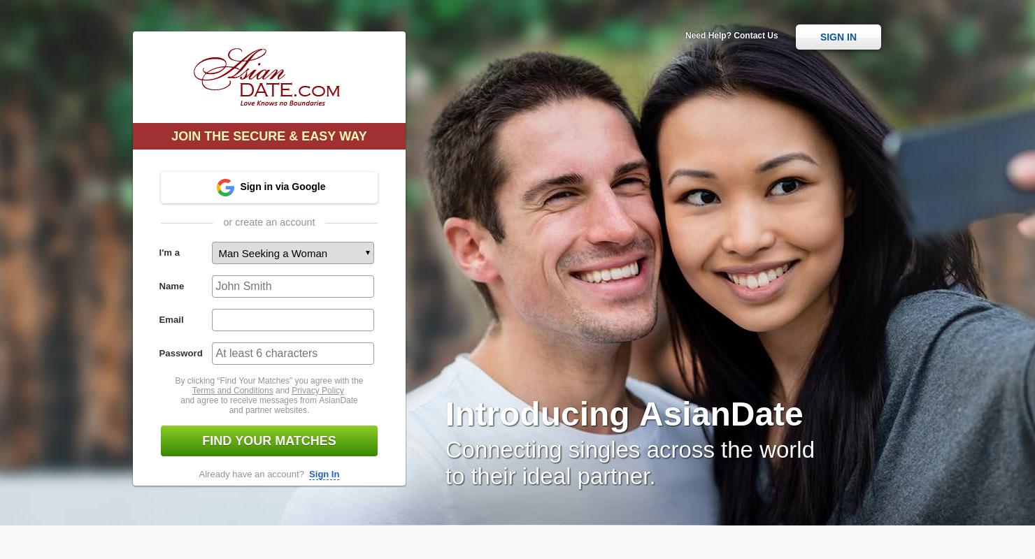 dating websites betalt