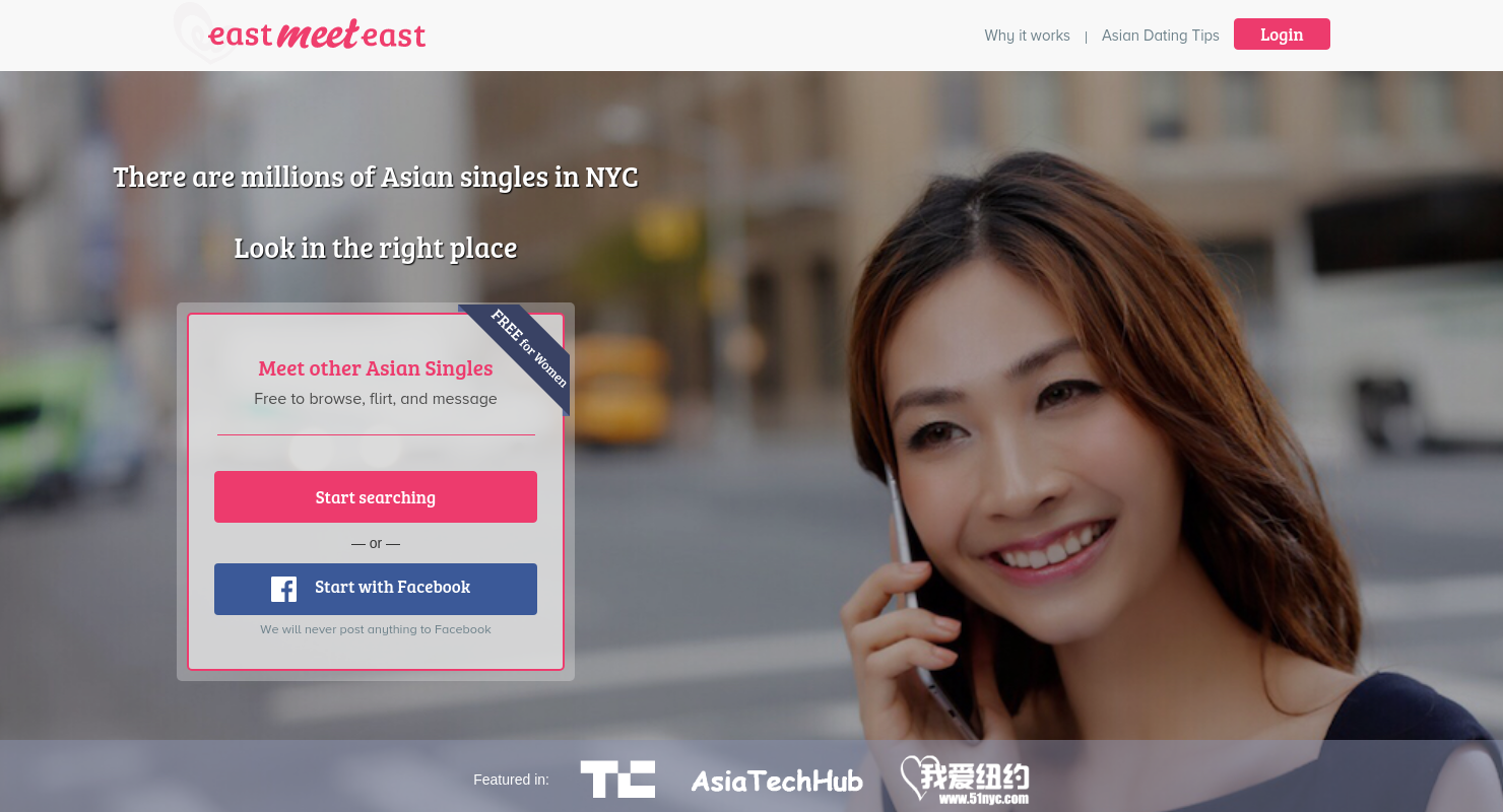 Aasian matchmaking NYC